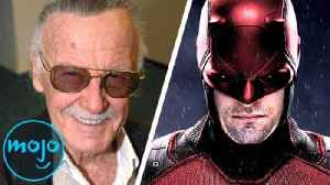Top 10 Iconic Stan Lee Creations [Video]