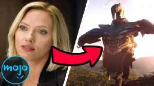 Avengers: Endgame Trailer Breakdown and Reaction - Things You Missed! [Video]