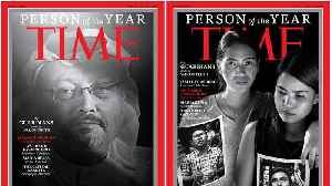 Time Person Of The Year 2018 [Video]