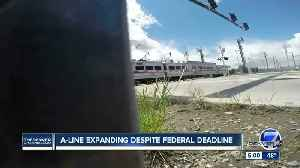 RTD will expand A-Line capacity despite ongoing problems, looming deadline [Video]
