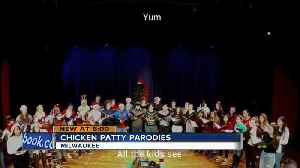 MPS choir sings Christmas carol about chicken patties [Video]