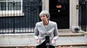 UK Prime Minister Theresa May Survives No-Confidence Vote [Video]