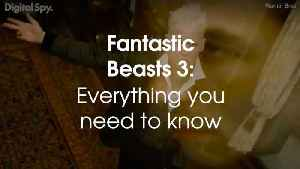 Fantastic Beasts 3: All you need to know [Video]