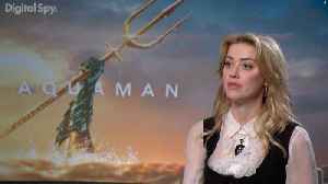Aquaman cast talk about their hopes for the sequel