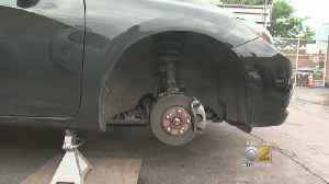 Tire Thefts Increase On Northwest Side [Video]