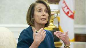 If Elected House Speaker Nancy Pelosi Says She'd Agree To Term Limits [Video]