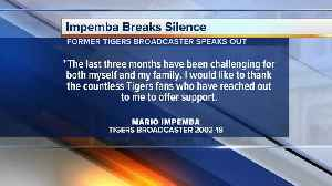 Mario Impemba breaks silence on Tigers gig [Video]