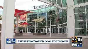 Future of Suns arena in question after council vote delayed [Video]