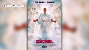 Outrage Over a `Deadpool` Poster That Mimics an Iconic LDS Painting of Jesus Christ [Video]