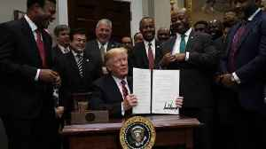 Trump Signs Executive Order on 'Opportunity Zones' [Video]