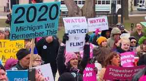 Protests Gather in Michigan Over So-Called GOP 'Power Grab'