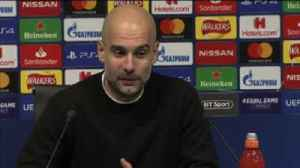 Guardiola focused on recovery [Video]