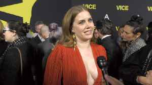 Amy Adams Has Been Wanting To Work With Steve Carell [Video]