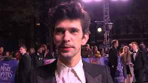 Ben Whishaw would have said 'no' to a 'Mary Poppins' remake [Video]