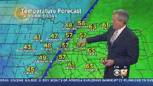 Tracking Winter Weather Advisory For Western Counties [Video]