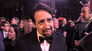 Lin-Manuel Miranda on working with Emily Blunt & Rob Marshall [Video]