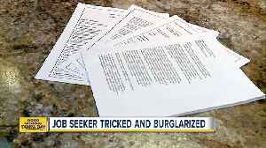 Pasco warns about scam targeting job seekers after 81-year-old is duped out of thousands [Video]