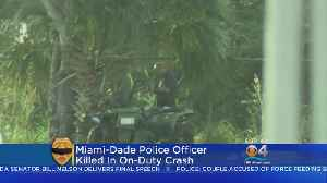 Miami-Dade Police Officer Killed In ATV Crash While On Duty [Video]