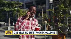 Vitaminwater contest offers $100K to ditch your smartphone for a year [Video]