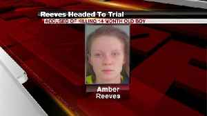 Woman accused of killing toddler will go to trial [Video]