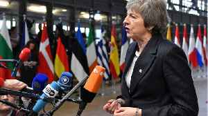 Weakened May Turns To Brussels For Brexit Help [Video]