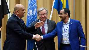 Yemen's Warring Parties Agree To Ceasefire In Successful End To Peace Talks [Video]