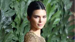 Kendall Jenner Shared A Passionate Love Letter She Received [Video]