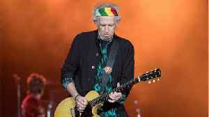 Rolling Stones' Keith Richards (almost) gives up booze [Video]