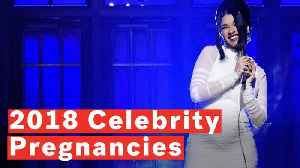 Celebrities Who Announced They Were Pregnant In 2018 [Video]