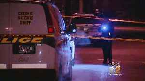 Woman Injured In Manchester Drive-By Shooting, Police Investigating [Video]