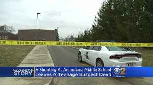 Teenage Suspect Dead In Shooting At Indiana Middle School [Video]