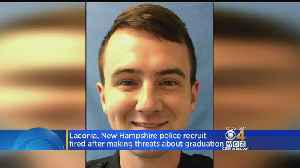 Recruit Allegedly Threatened Mass Shooting At NH Police Academy Graduation [Video]