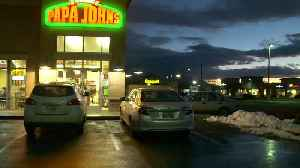 Off-Duty Police Officer Stops Knife Attack at Utah Papa John's [Video]