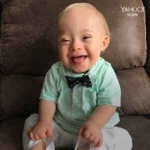 This is the first ever 'Gerber Baby' with down syndrome [Video]
