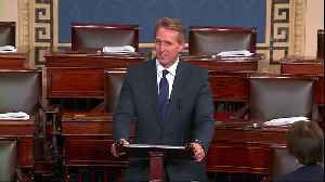 Flake warns of 'threats