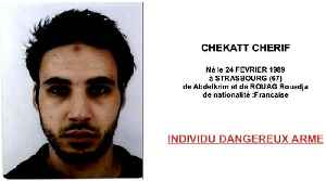 French authorities issue wanted poster for Strasbourg attacker [Video]