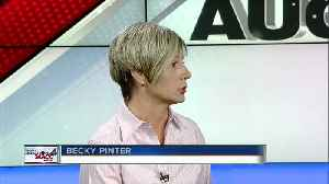 MACC Fund Auction interview with Becky Pinter [Video]