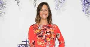 Ashley Williams on Working with Reindeer in 'Northern Lights of Christmas': 'They Refused to Read the Script' [Video]