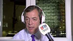"""Remainer Thanks Farage For Being """"The Most Influential Politician"""" [Video]"""