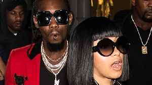 Offset Trying To Fix Relationship With Cardi B Before The Holidays! [Video]