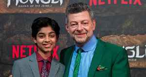 'Mowgli's' Rohan Chand Says Sleeping Next to Wolves for Research Was 'Fascinating' [Video]