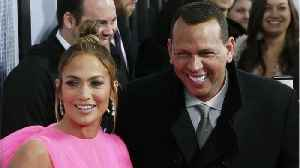 Alex Rodriguez And Jennifer Lopez Open Up About Their Love [Video]