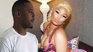 Nicki MInaj's New Man Headed BACK To JAIL! [Video]
