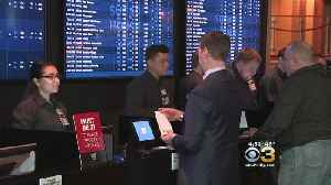 SugarHouse Casino Becomes 1st In Philadelphia To Accept Sports Bets [Video]
