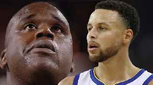 Steph Curry FIRES BACK At Shaq For Thinking The 2000 Lakers Could Beat Today's Warriors! [Video]