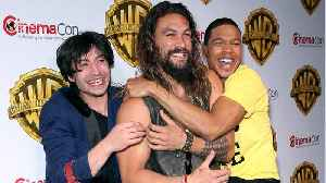 'Justice League's Ray Fisher Praises New 'Aquaman' Movie [Video]