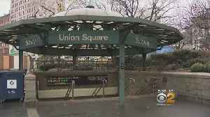 Woman Pushed Onto Subway Tracks At Union Square [Video]