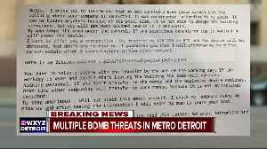 FBI investigating bomb threats in metro Detroit; others reported across the country [Video]
