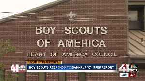 Boy Scouts responds to bankruptcy report