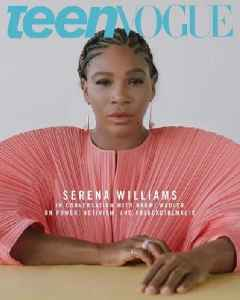 Serena Williams is the First Woman to Wear Cornrows on 'Teen Vogue' Cover [Video]